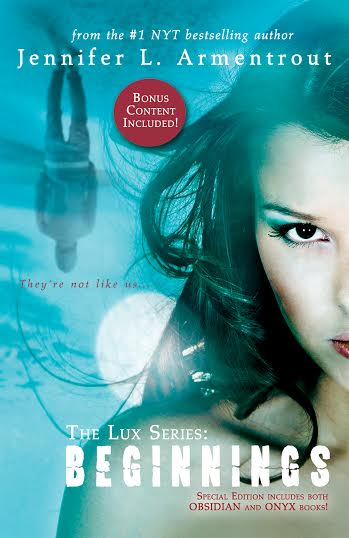 Lux Beginnings cover